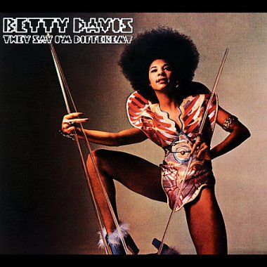 Betty Davis - Different